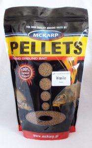 2mm Pellet zanętowyo wanilia