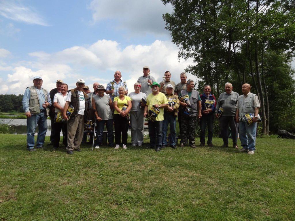 Zawody wędkarskie 06.07.2017 Rzemień