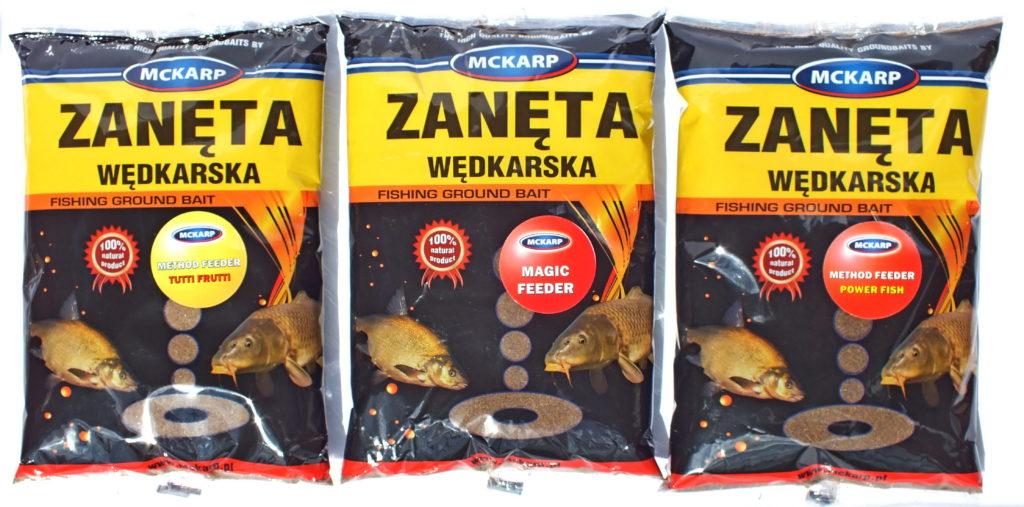 zanęty method feeder